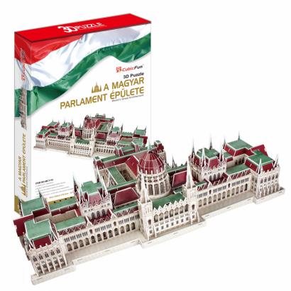 3D puzzle Magyar parlament