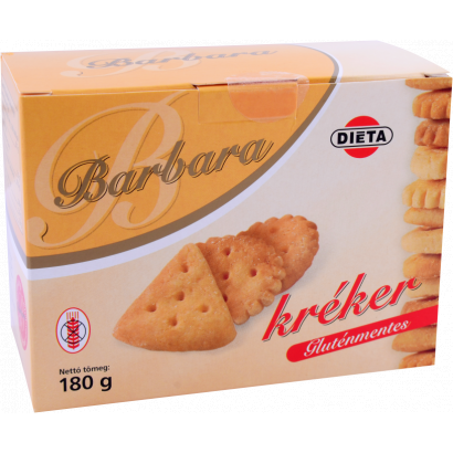 Barbara gluten-free cracker