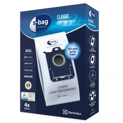 E201S S-bag Long Performance paper dust bag