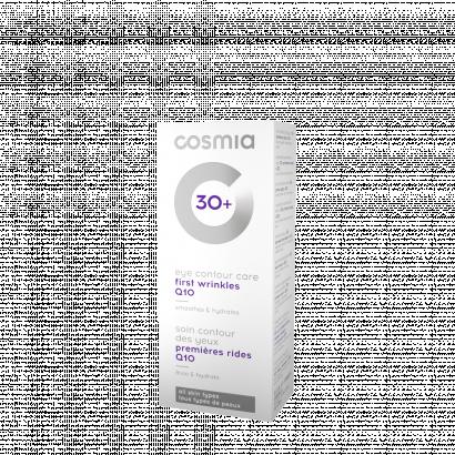 COSMIA FIRMING EYE CREAM  /  /  FIRST WRINKLES / all skin types / AGE 30 + / 15 ML