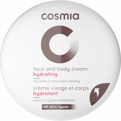 Cosmia moisturizing cream 200 ml