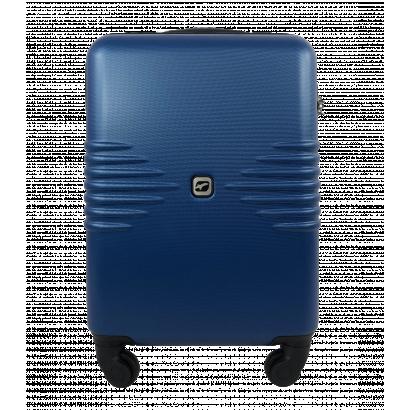 Airport ABS bőrönd Sismi 4 kerekű kicsi kék