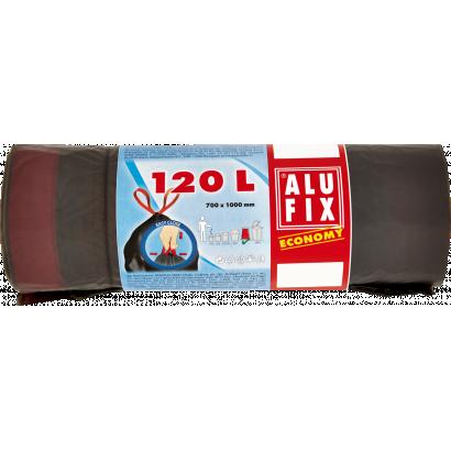 Alufix Economy szemeteszsák 120 l 7 db