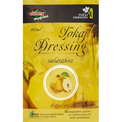 Eisberg Tokaj Dressing birsalma dresszing salátához 40 ml