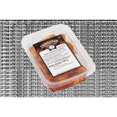 Hercsi barbecue ízesítésű csirkeszárny 500 g
