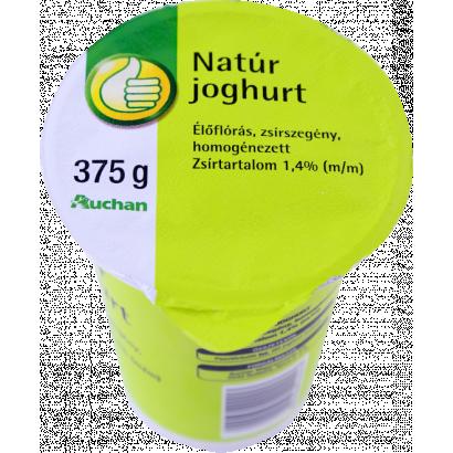 Tuti Tipp natúr joghurt 375 g