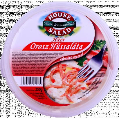 House Salad Házi orosz hússaláta 250 gr