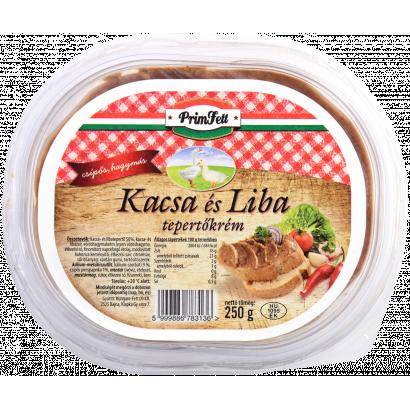 Hot red onion pork rind paté 250 g