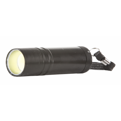 STA 9C COB LED Aluminium flashlight