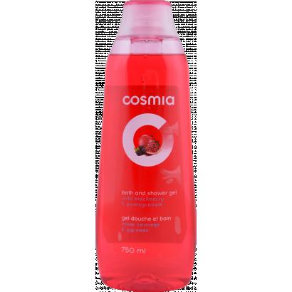Cosmia rubus  & pomegranate shower gel 750 ml