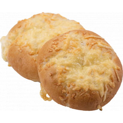 Kaiser roll scattered with cheese  70g