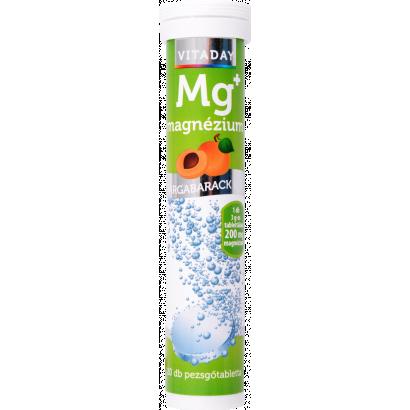 Vitaday Magnesium 200mg effervescent