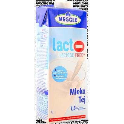 Meggle LactoMinus UHT laktózmentes zsírszegény tej 1,5% 1 l