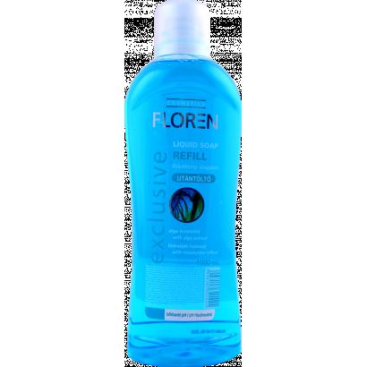 Floren folyékony szappan utántöltő alga 1 l