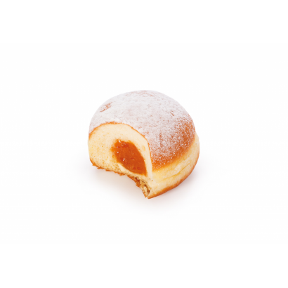 Doughnut with apricot