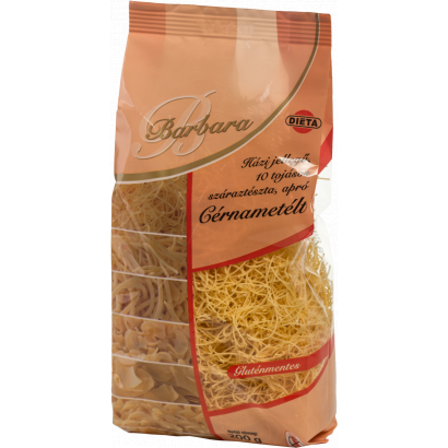 Barbara Homemade-type Gluten-free 10-eggs small noodles Vermicelli