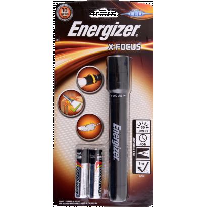 ENERGIZER X FOCUS  FLASHLIGHT