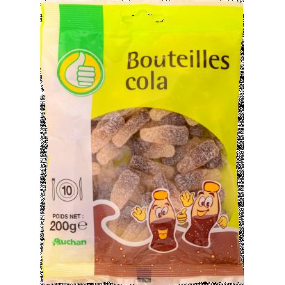 Tuti Tipp cola izű gumicukorka 200 g