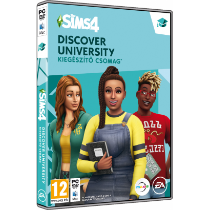 PC THE SIMS 4 DISCOVER UNIVERSITY (EP8)