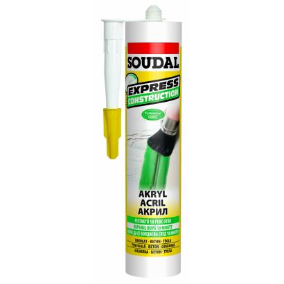 Akryl Expressz, Fehér, 300 ml