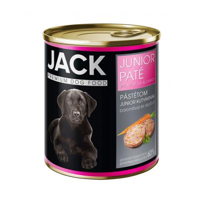 Jack Prémium eledel kölyök kutyák részére, szárnyas húsból 800 g