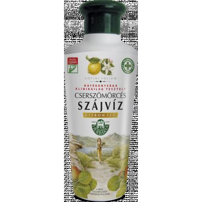 Sumac Mouthwash lemon flavour