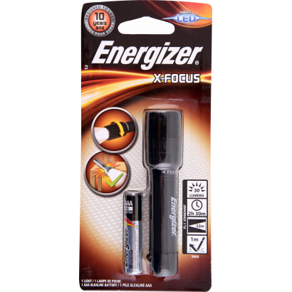 ENERGIZER X FOCUS 112 FLASHLIGHT