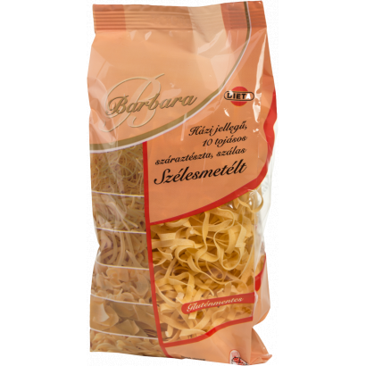 Barbara Homemade-type Gluten-free 10-eggs thready noodles Wide noodle
