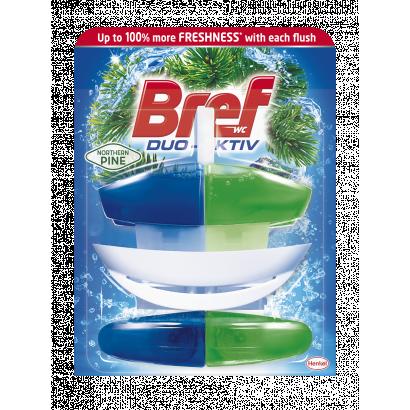 Bref Pine duoaktiv  wc illatosító