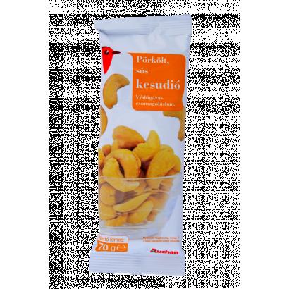 Auchan Nívó Pörkölt sós kesudió 70 g