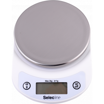Selecline 845650 konyhamérleg