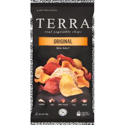 Terra Original vegyes zöldség chips 110 g