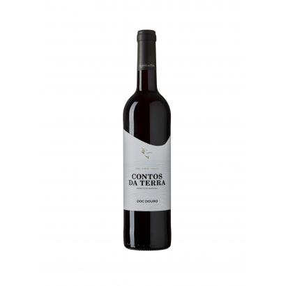 Quinta do Popa Contos da Terra Tinto száraz fehérbor 750 ml