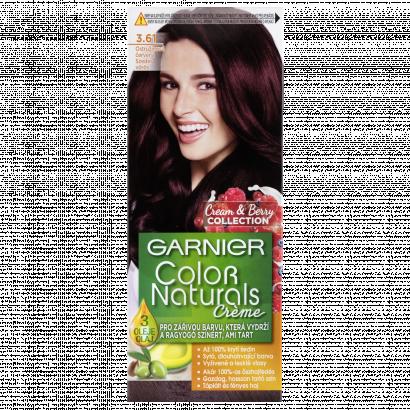 Garnier Color Naturals 3.61 szeder vörös hajfesték