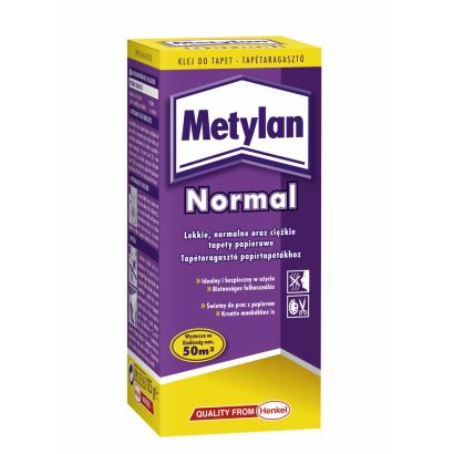 Metylan Normal tapétaragasztó, 125 g