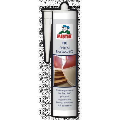 Mester Fix építési ragasztó, 310 ml