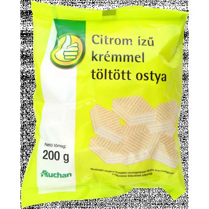 Tuti Tipp citrom ízű krémmel töltött ostya 200 g