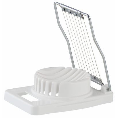 Egg slicer Plastic 11 x 8 cm        card