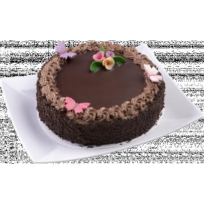 Kakaókrémes torta 16 szeletes 1 - 1,2 kg