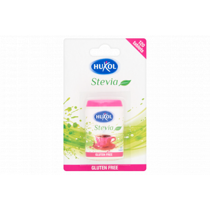Huxol Stevia Glycoside Based Table Sweetener 120 pcs 6 g