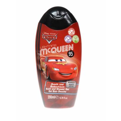 Disney Cars tusfürdő és habfürdő 200ml