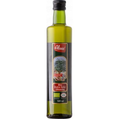 Abaco Bio extra szűz olívaolaj 500 ml
