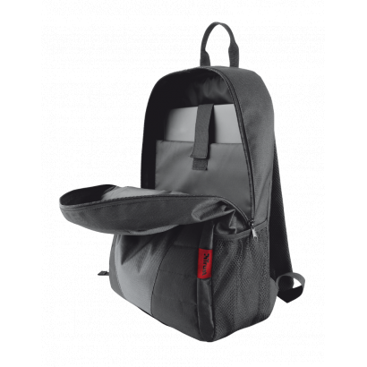 "Trust Lightweight Backpack for 16"" laptops - black/grey"