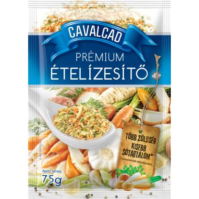 Cavalcad Prémium relishing 75 g