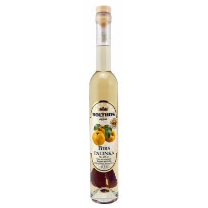 BOLYHOS QUINCE BRANDY AGED ON FRUIT- BED 0,35 L