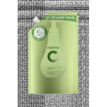 Cosmia folyékony szappan utántöltő almond 500 ml