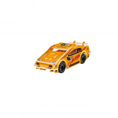 3D puzzle versenyautó (többféle)