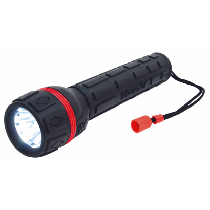 waterproof flashlight