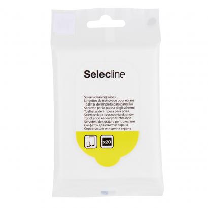 Selecline 180618 20 db törlőkendő