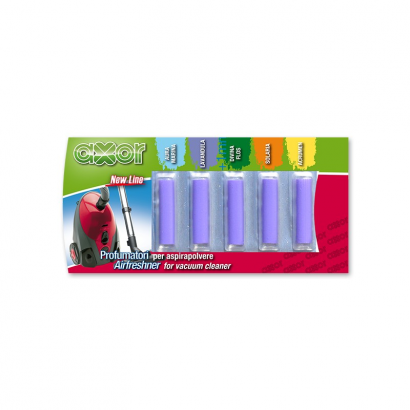 Airfreshener for Vacuum cleaner, Lavandula fragrance, 5 sticks blister